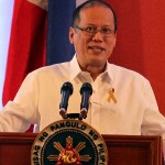 president noynoy aquino closeup