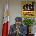 DTI undersecretary