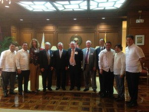 Manila Business Delegation
