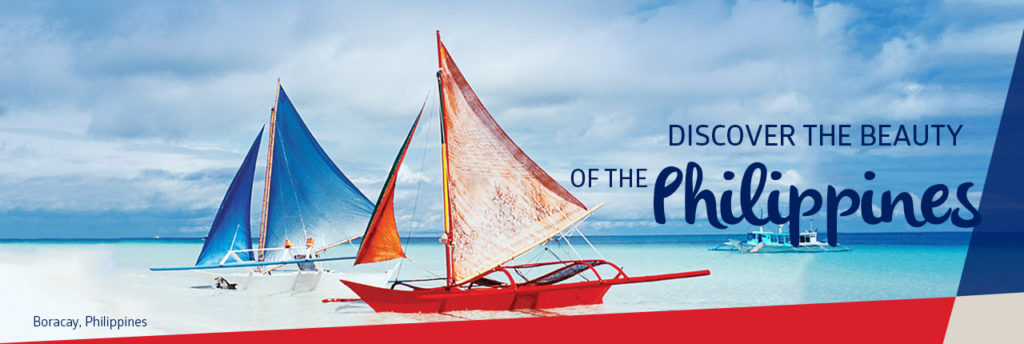 Philippine airlines discover the philippines